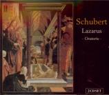 SCHUBERT - Rilling - Lazarus oder Die Feter der Auferstehung, cantate de