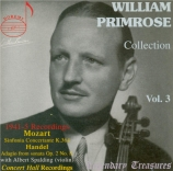 William Primrose Collection Vol.3