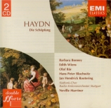 HAYDN - Blochwitz - Die Schöpfung (La création), oratorio pour solistes