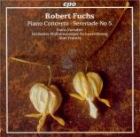 FUCHS - Vorraber - Concerto pour piano en si bémol majeur op.27