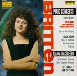BRITTEN - MacGregor - Concerto pour piano op.13