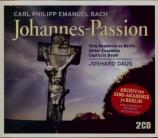 BACH - Daus - Passion selon Saint Jean