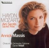 Mozart/Haydn Airs sacrés