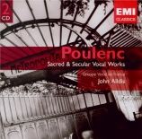 POULENC - Groupe Vocal de - Exultate Deo, motet pour chœur mixte à quatr
