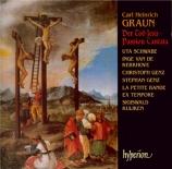 GRAUN - Kuijken - Der Tod Jesu