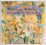 GUARNIERI - Neschling - Symphonie n°5