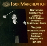 BEETHOVEN - Markevitch - Symphonie n°5 op.67 Great Recordings 1957-1959