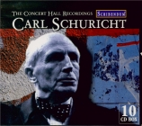 Carl Schuricht : The Concert Hall Recordings