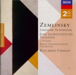 ZEMLINSKY - Chailly - Symphonie lyrique op.18