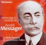 Hommage à André Messager