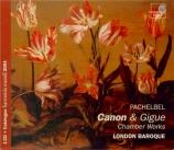 Canon et gigue  catalogue Harmonia Mundi 2004