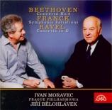 BEETHOVEN - Moravec - Concerto pour piano n°4 en sol majeur op.58