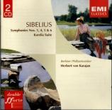 SIBELIUS - Karajan - Symphonie n°1 op.39