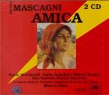 MASCAGNI - Ricciarelli - Amica