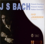 BACH - Janssen - Six suites françaises BWV 812-817
