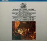HAENDEL - Harnoncourt - Belshazzar, oratorio HWV.61