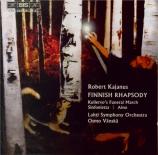 KAJANUS - Vänskä - Finnish rhapsody n°1 op.5