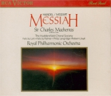 HAENDEL - Mackerras - Messiah (Le Messie), oratorio HWV.56