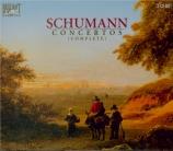 SCHUMANN - Berger - Concerto pour piano et orchestre en la mineur op.54