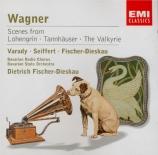 WAGNER - Varady - Walkyrie (La) : extraits
