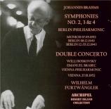 BRAHMS - Furtwängler - Symphonie n°2 op.73