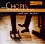 CHOPIN - Cherkassky - Concerto pour piano et orchestre n°2 en fa mineur