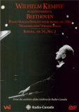 BEETHOVEN - Kempff - Sonate pour piano n°29 op.106 'Hammerklavier'