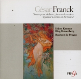 FRANCK - Kremer - Sonate pour piano et violon en la majeur FWV.8