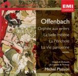 OFFENBACH - Plasson - Orphée aux Enfers : extraits