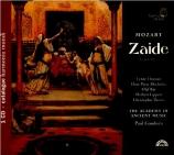 MOZART - Dawson - Zaïde (Das Serail), singspiel en deux actes K.344 (K6 CD catalogue Harmoni Mundi