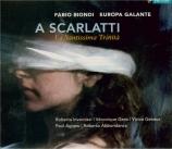 SCARLATTI - Biondi - Oratorio per la Santissima Trinita
