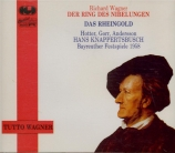 WAGNER - Knappertsbusch - Das Rheingold (L'or du Rhin) WWV.86a Bayreuth 1958