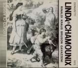 DONIZETTI - Gavazzeni - Linda di Chamounix