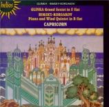 GLINKA - Capricorn - Grand sextuor en mi bémol majeur
