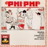 CHRISTINE - Cariven - Phi-Phi : extraits Version abrégée (Pierre Hiegel)