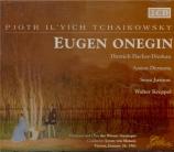 TCHAIKOVSKY - Matacic - Eugène Onéguine, op.24