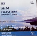 GRIEG - Gimse - Concerto pour piano op.16
