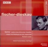MAHLER - Fischer-Dieskau - Lieder eines fahrenden Gesellen (Chants d'un
