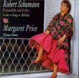 SCHUMANN - Price - Frauenliebe und -Leben (L'amour et la vie d'une femme