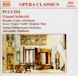 PUCCINI - Rahbari - Gianni Schicchi