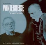 SCHUBERT - Goerne - Winterreise (Le voyage d'hiver) (Müller), cycle de m