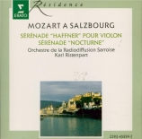 Mozart à Salzburg
