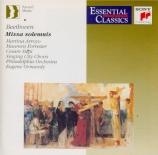 BEETHOVEN - Ormandy - Missa solemnis op.123