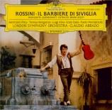 ROSSINI - Abbado - Barbier de Séville (Le) : extraits