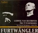 The Nine Symphonies : the concert recordings 1948-1954