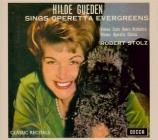 Hilde Gueden Sings Operetta Evergreens