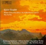 TVEITT - Bjelland - Concerto pour piano n°4 op.130