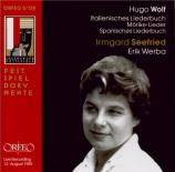 WOLF - Seefried - Italienisches Liederbuch : extraits