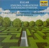 ELGAR - Zinman - Enigma variations op.36