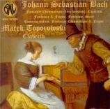 BACH - Toporowski - Fantaisie chromatique, pour clavier en ré mineur BWV